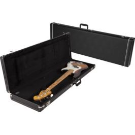 Fender Multi-Fit Hardshell Case, LH,Black w/ Black Acrylic Interior