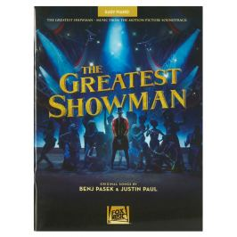 MS The Greatest Showman: Easy Piano