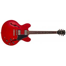 Gibson 1995 ES-335 Dot Reissue Cherry Red