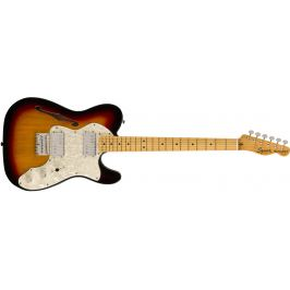 Fender Squier Classic Vibe 70s Telecaster Thinline MN 3CS