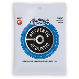 Martin Authentic SP 92/8 Phosphor Bronze Light
