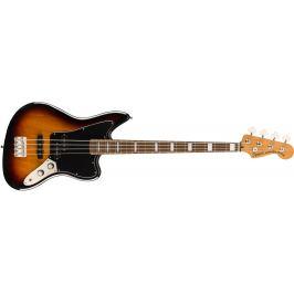 Fender Squier SQ CV JAGUAR BASS LRL 3TS
