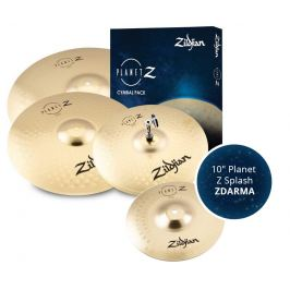 Zildjian Planet Z 4 Cymbal pack + 10