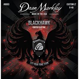 Dean Markley 8003 CUSTLT 9-46 Blackhawk Electric