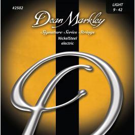 Dean Markley 2502 LT 9-42 NickelSteel Electric 10-PAK 009-011-016-024-