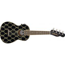 Fender Billie Eilish Ukulele WN BLK