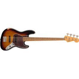 Fender 60 Anniversary Road Worn Jazz Bass PF 3TS