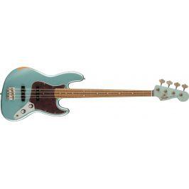 Fender 60 Anniversary Road Worn Jazz Bass PF FMSV
