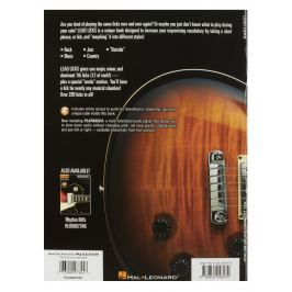 MS Hal Leonard Guitar Method - Lead Licks