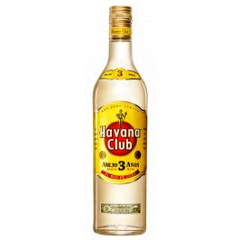 Havana Club 3yo 40% 1l