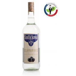 Fonticulus - Sudličkova Pálenice Sudličkova Slivovice 1,0l 40%
