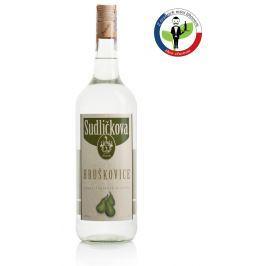 Fonticulus - Sudličkova Pálenice Sudličkova Hruškovice 1,0l 40%