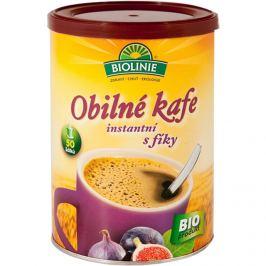 PRO-BIO, obchodní společnost s r.o. BIOLINIE instantní obilné kafe s fíky  BIO - 100 g