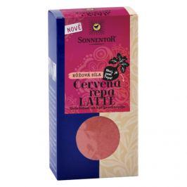 Sonnentor Červená řepa Latte bio směs koření k přípravě s horkým mlékem BIO 70 g