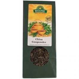 PRO-BIO, obchodní společnost s r.o. BIOLINIE Čaj China Gunpowder syp. BIO 50 g
