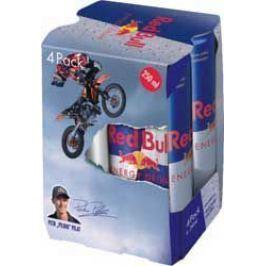 Red Bull 0,25l 4-pack