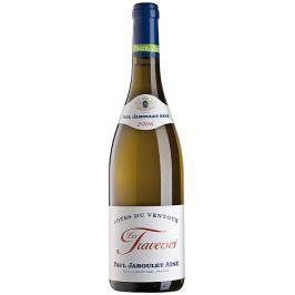 Paul Jaboulet Ainé Côtes du Ventoux  Les Traverses blanc AOC Bílé víno