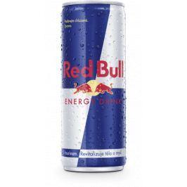Red Bull 0,473l Energetické nápoje