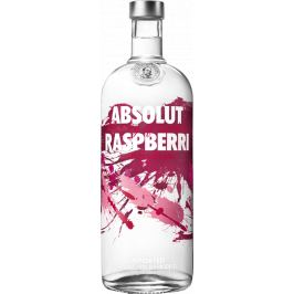 Absolut Raspberri 40% 1l Vodka