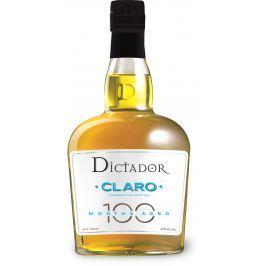 Dictador 100 months Claro 40% 0,7l