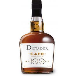 Dictador 100 months Cafe 40% 0,7l