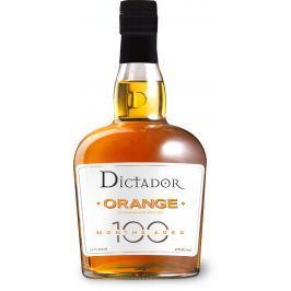 Dictador 100 months Orange 40% 0,7l