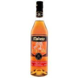Malteco Spices 8y 40% 0,7l Guatemala