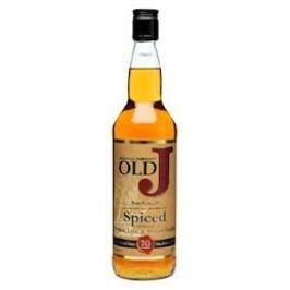 Old J Spiced 35% 0,7l