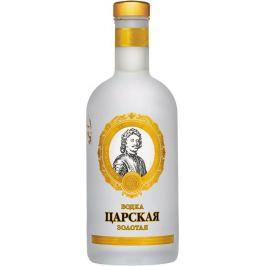 Carskaja vodka Vodka Carskaja Gold 40% 1l