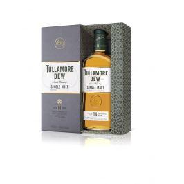 Tullamore D.E.W. Tullamore D.E.W. Single Malt 14 YO 41,3% 0,7l