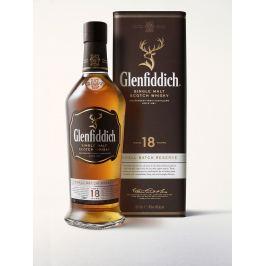 Glenfiddich 18 YO 40% 0,7l