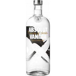 Absolut Vanilia 40% 1l