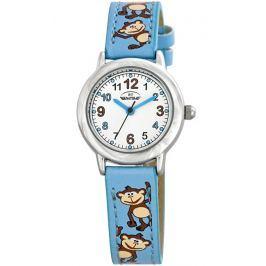 Bentime Chlapecké hodinky s opicema - modré