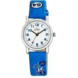 Bentime Chlapecké hodinky s motorkou - modré