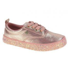 Beppi Dívčí tenisky - růžové