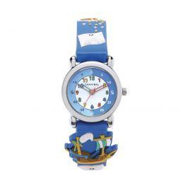 Cannibal Chlapecké hodinky s loděmi - modré