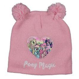 E plus M Dívčí čepice My little Pony - světle růžová