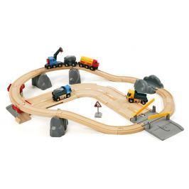 Brio WORLD 33210 Železniční a silniční nákladní sada