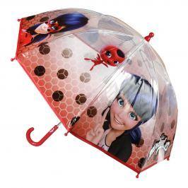 Disney Brand Dívčí deštník Ladybug - barevný
