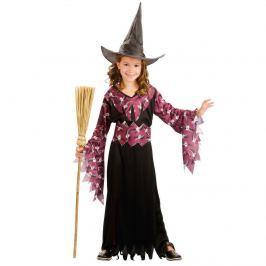 MaDe Šaty na karneval - Čarodějka, 130 - 140 cm