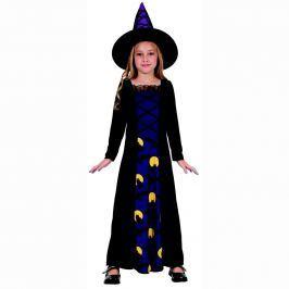 MaDe Šaty na karneval - Čarodějka, 120 -130 cm