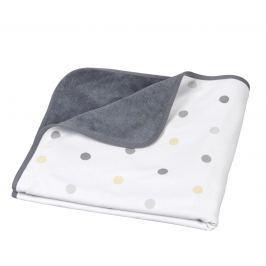 DeltaBaby Baby Dream přikrývka Pop Grey, 75×75cm