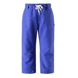 Reima Dívčí 3/4 kalhoty Kingfisher s UV ochranou 50+  - modré