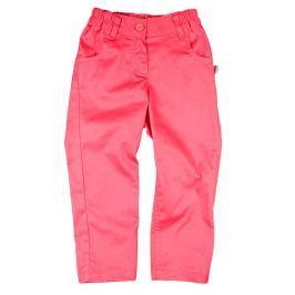 MMDadak Dívčí kalhoty Koral - růžové