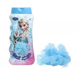 EP Line FROZEN Mycí žínka & sprchový gel 450 ml