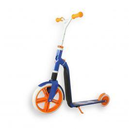 Scoot & Ride Koloběžka Highwaygangster White/Blue/Orange