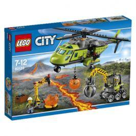 LEGO® City 60123 Sopečná zásobovací helikoptéra