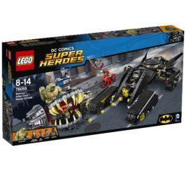 LEGO® DC Comics Super Heroes 76055 Batman™: Killer Croc™ Zničení ve stokách