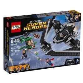 LEGO® DC Comics Super Heroes 76046 Hrdinové spravedlnosti: souboj vysoko v oblacích