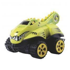 Dickie RC Dino krokodýl 1:24 obojživelný 4x4